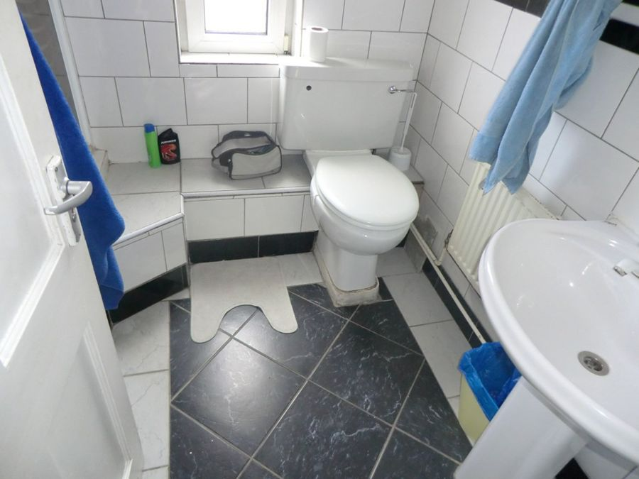 Photo Bathroom, Single room - WEST in London