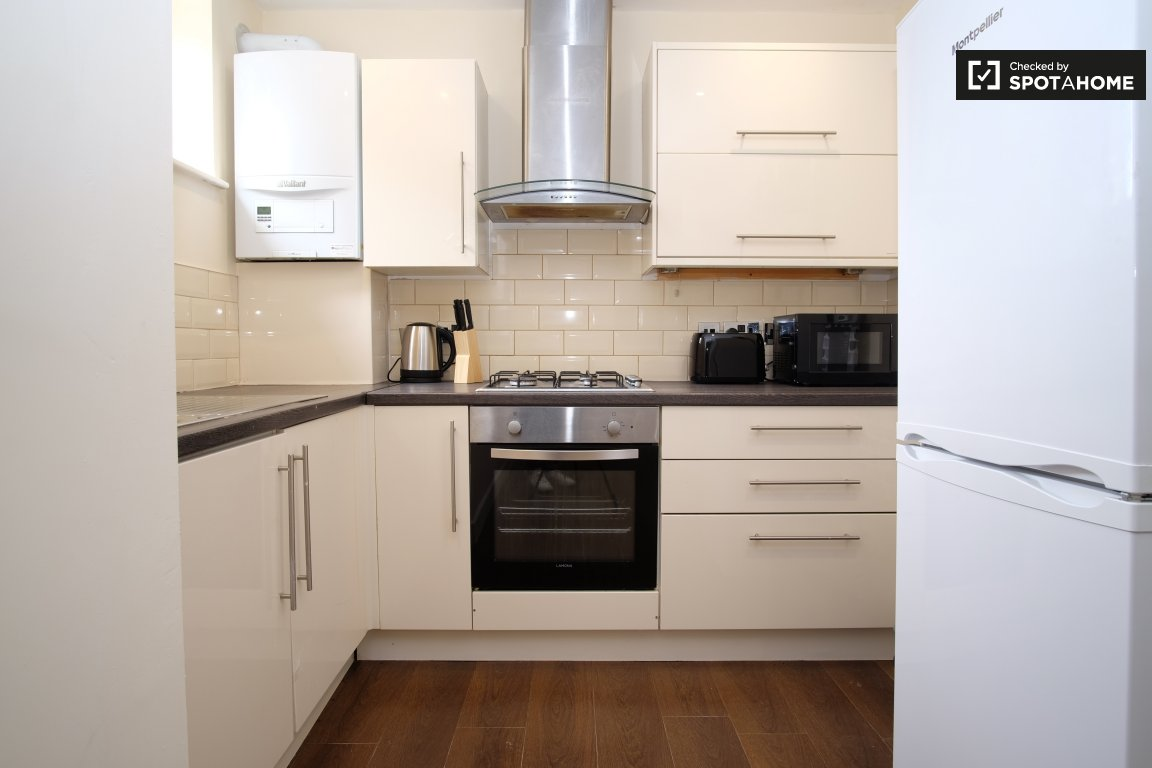 Photo Kitchen, Single room - Hopton in London