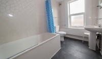 Photo Bathroom, Single room - Queenstown flat B in London